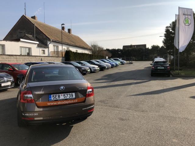 prodej ojetých vozů škoda plus (23)