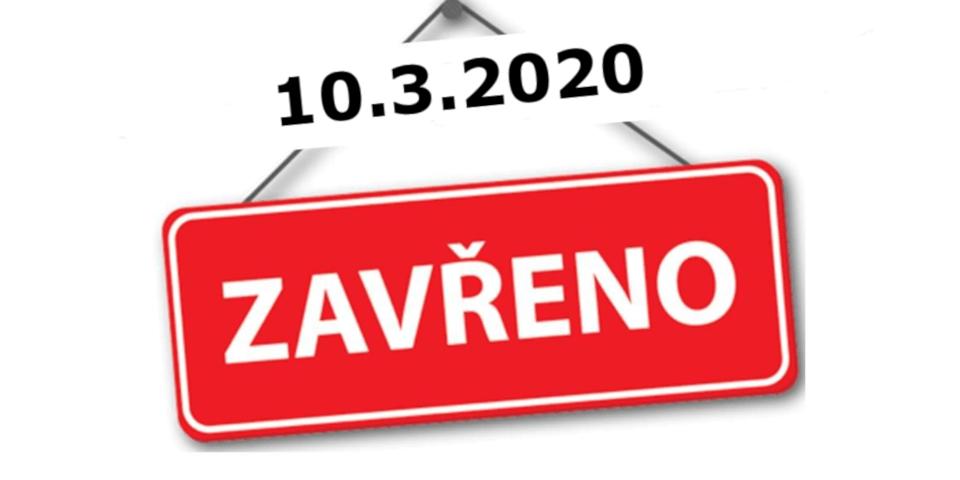 ZAvŘENO 1200x480